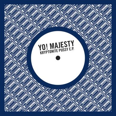 Yo Majesty KRYPTONITE PUSSY Vinyl Record