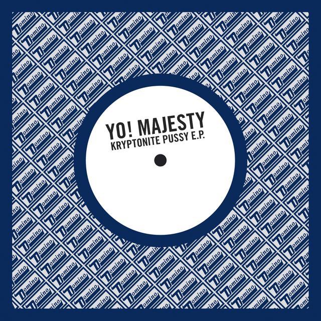 Yo Majesty KRYPTONITE PUSSY Vinyl Record