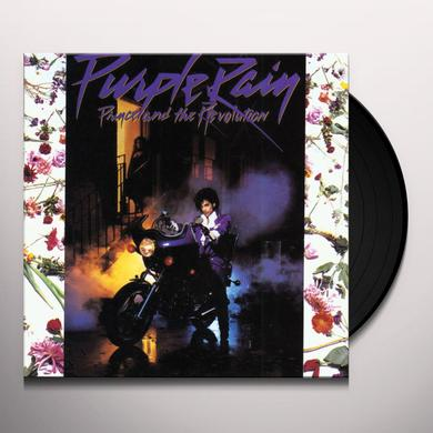 Prince PURPLE RAIN Vinyl Record - 180 Gram Pressing