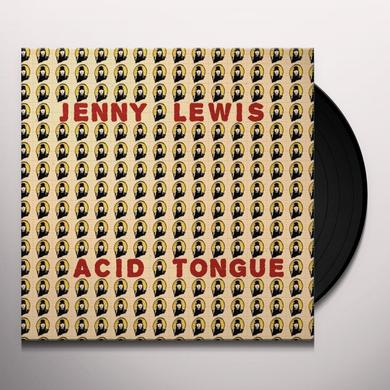 Jenny Lewis ACID TONGUE (BONUS CD) Vinyl Record