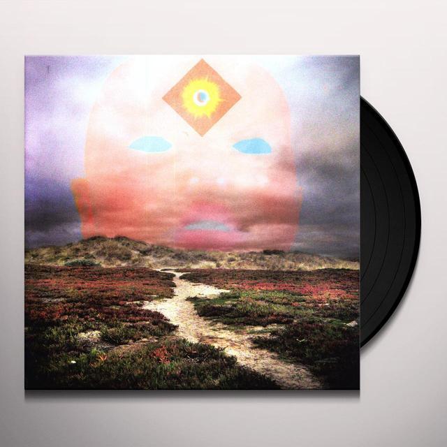 HIGH PLACES Vinyl Record