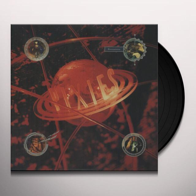 Pixies BOSSANOVA Vinyl Record
