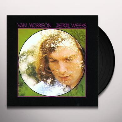 Van Morrison ASTRAL WEEKS Vinyl Record - 180 Gram Pressing