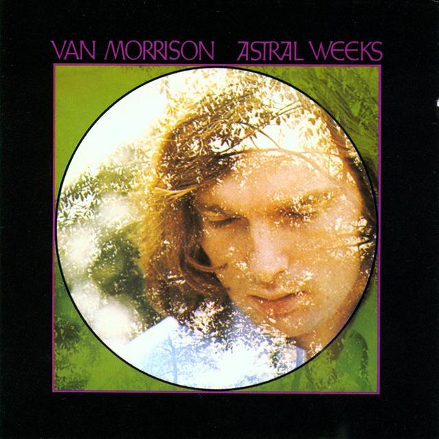 Van Morrison ASTRAL WEEKS Vinyl Record