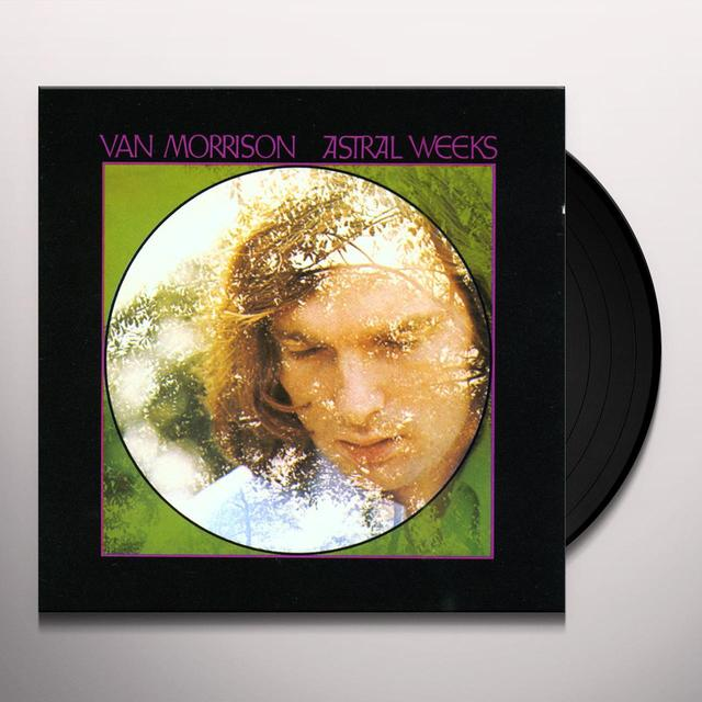 Van Morrison ASTRAL WEEKS Vinyl Record