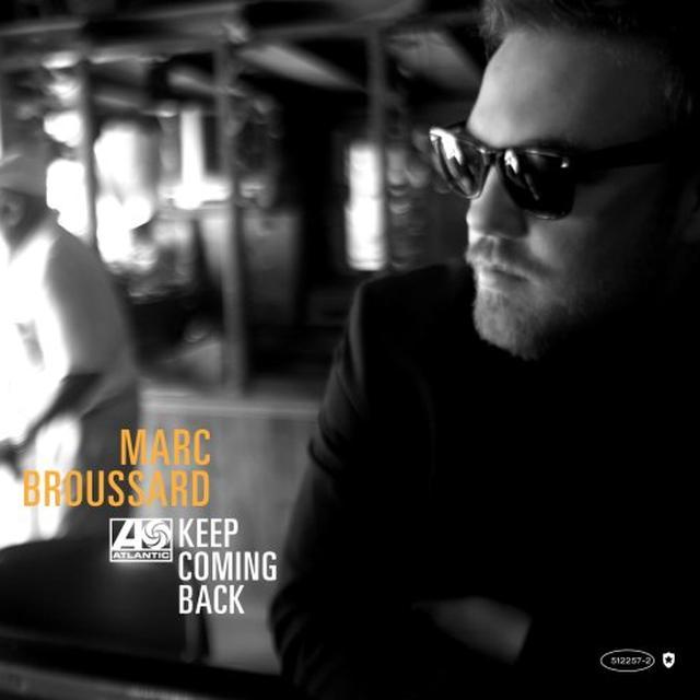 Marc Broussard KEEP COMING BACK (BONUS CD) Vinyl Record