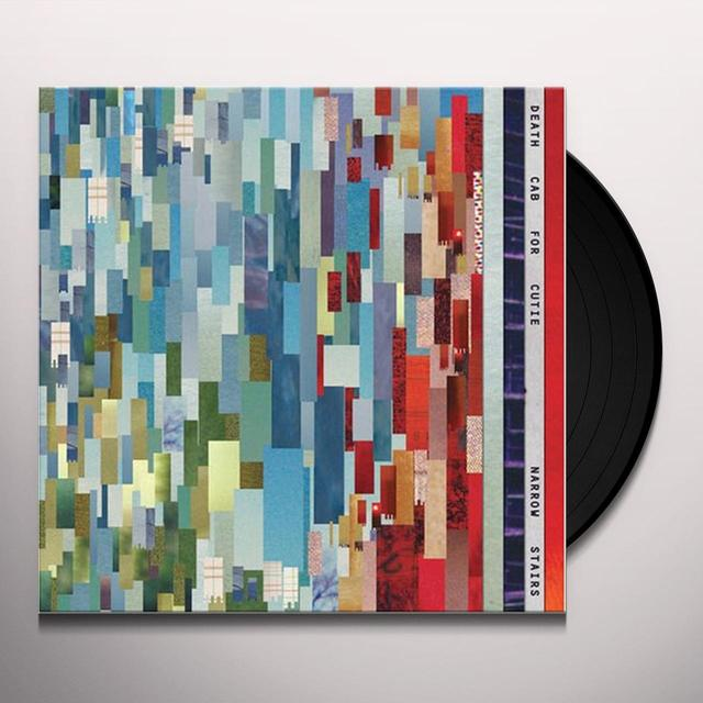Death Cab For Cutie NARROW STAIRS Vinyl Record - 180 Gram Pressing
