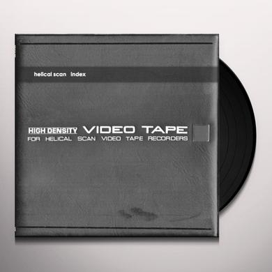 Helical Scan INDEX (EP) Vinyl Record