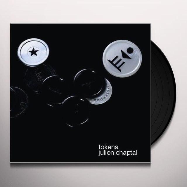 Julian Chaptal TOKENS Vinyl Record