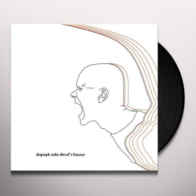 Dapayk Solo DEVIL'S HOUSE Vinyl Record