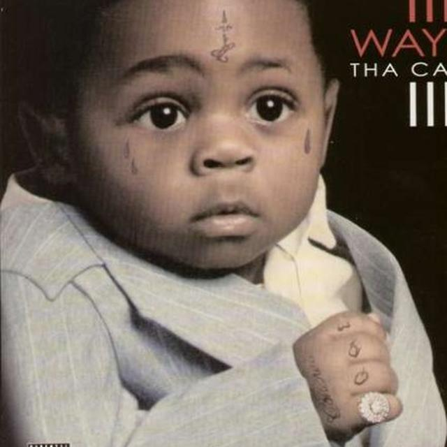 Lil Wayne THA CARTER III 1 Vinyl Record