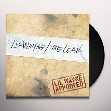 Lil Wayne LEAK Vinyl Record