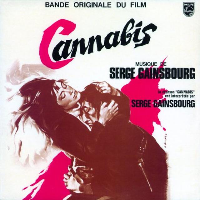 Serge Gainsbourg CANNABIS / O.S.T. Vinyl Record