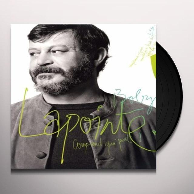 Boby Lapointe COMPREND QUI PEUT (Vinyl)