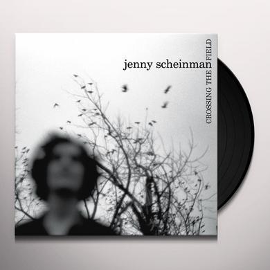Jenny Scheinman CROSSING THE FIELD Vinyl Record