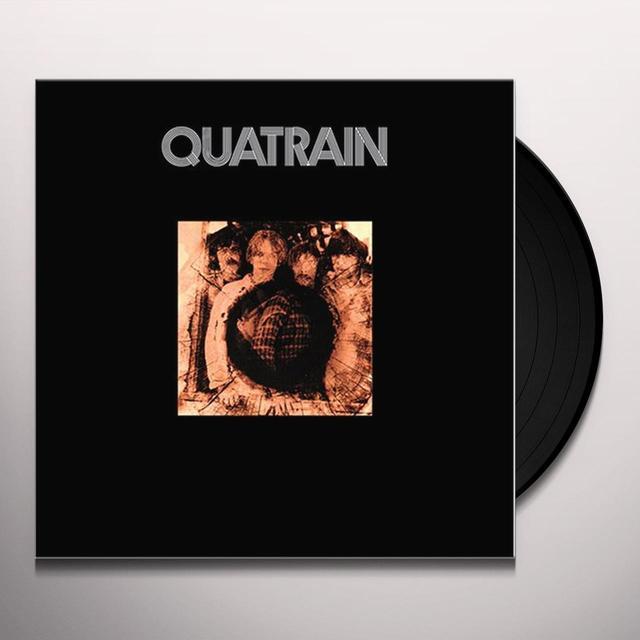 QUATRAIN Vinyl Record