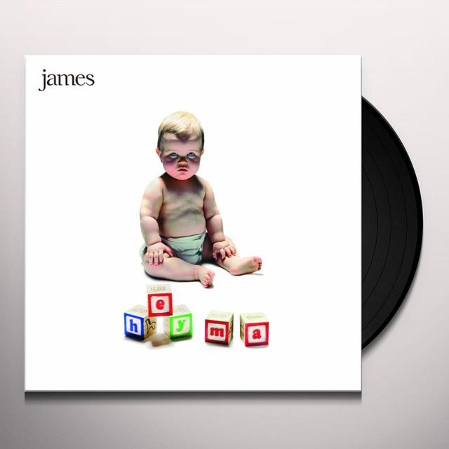 James HEY MA Vinyl Record
