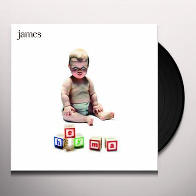 James HEY MA Vinyl Record