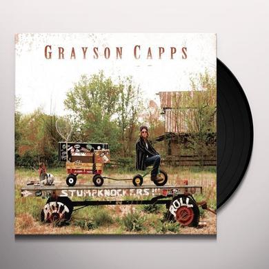 Grayson Capps ROTT N ROLL Vinyl Record
