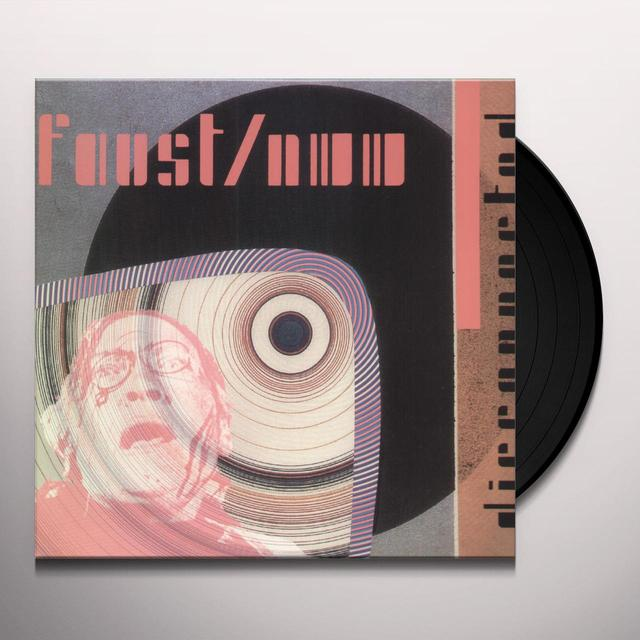 Faust & Nurse With Wound DISCONNECTED Vinyl Record