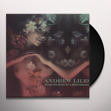 Andrew Liles OUARDA (THE SUBLTE ART OF PHYLLORHODOMANCY) Vinyl Record - Limited Edition