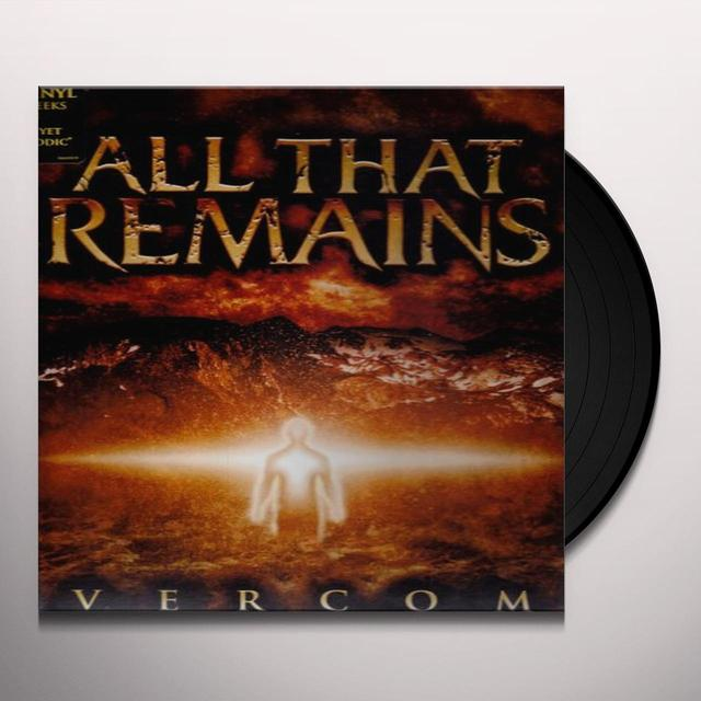 All That Remains OVERCOME (Vinyl)