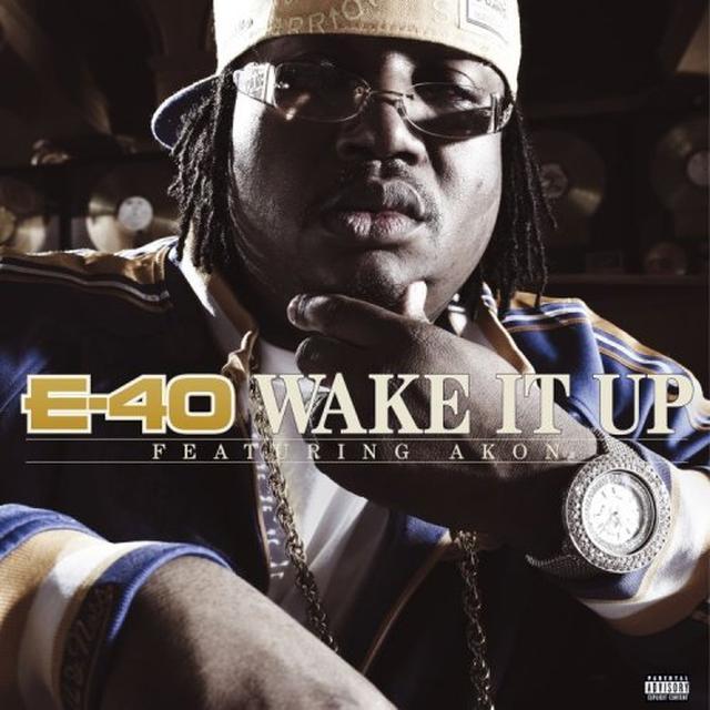 E-40 WAKE IT UP Vinyl Record