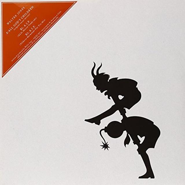 Walter Jones ALL GOD'S CHILDREN / A I P (EP) Vinyl Record