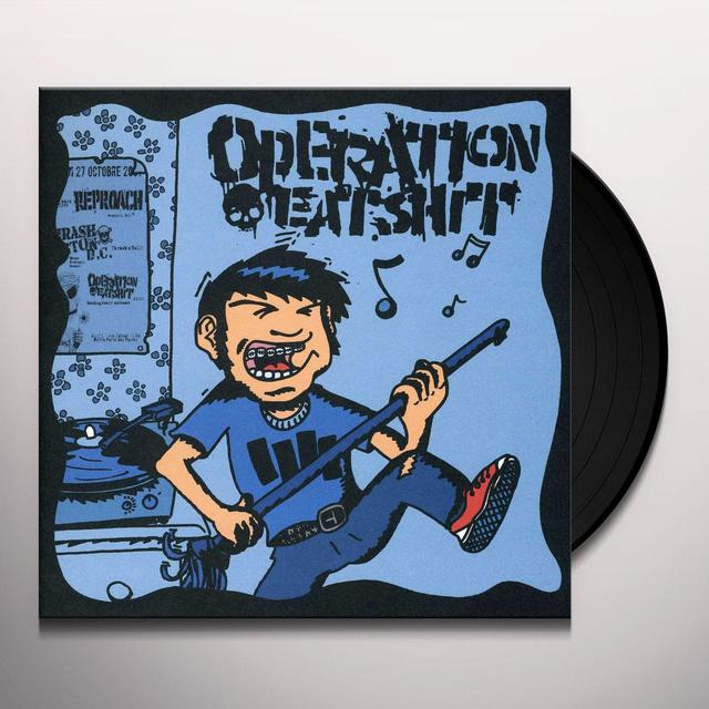 OPERATION EAT SHIT Vinyl Record