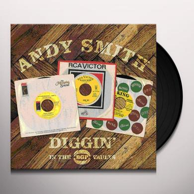 Andy Smith DIGGIN IN THE BGP VAULTS Vinyl Record - UK Import