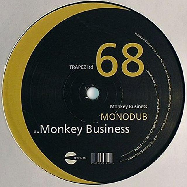 Monodub MONKEY BUSINESS Vinyl Record