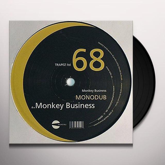 Monodub MONKEY BUSINESS Vinyl Record