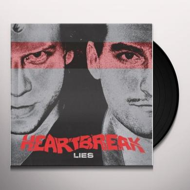 Heartbreak LIES Vinyl Record
