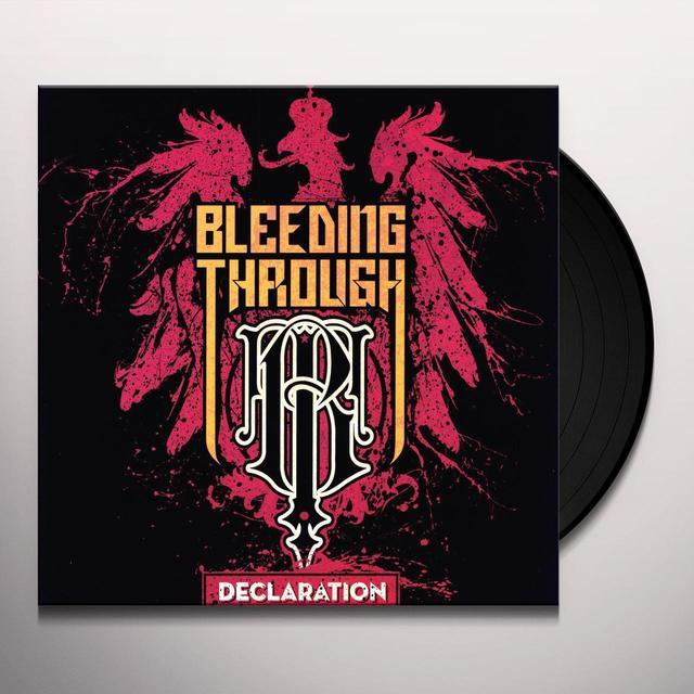 Bleeding Through DECLARATION (Vinyl)