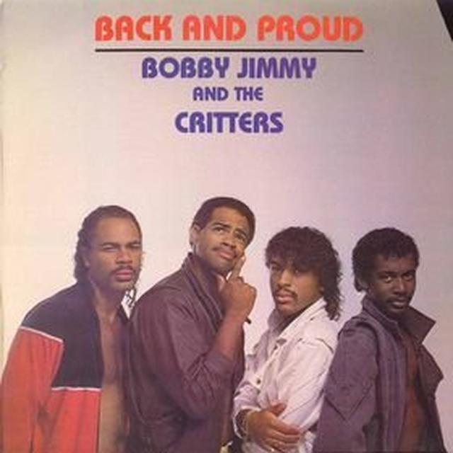 Bobby Jimmy & Critters BACK & PROUD Vinyl Record
