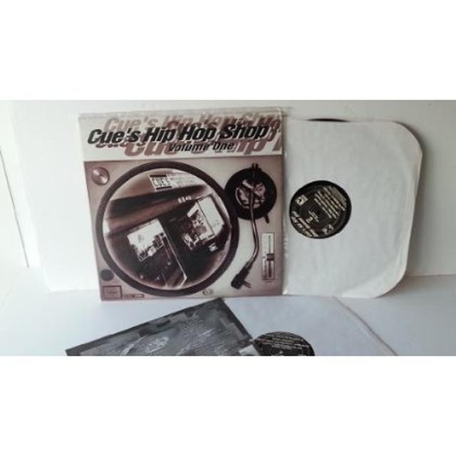CUE'S HIP HOP SHOP 1 / VARIOUS Vinyl Record
