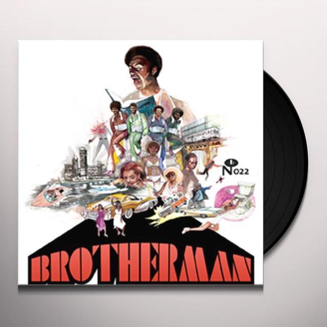 BROTHERMAN / O.S.T. Vinyl Record