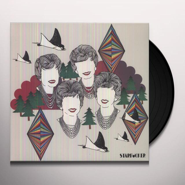 STARFUCKERS (BONUS TRACK) Vinyl Record