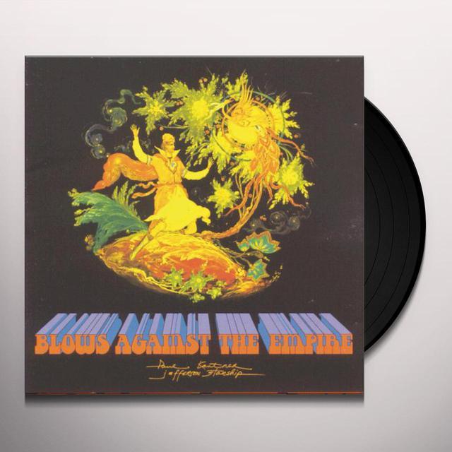Paul / Jefferson Starship Kantner BLOWS AGAINST THE EMPIRE Vinyl Record