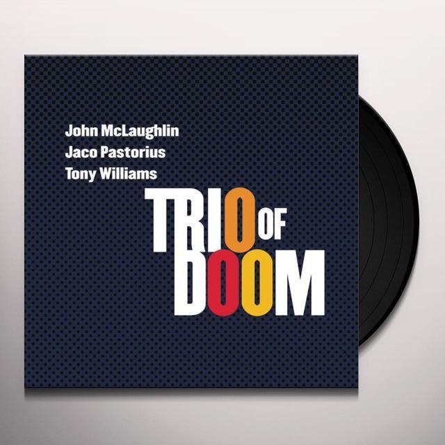 TRIO OF DOOM Vinyl Record