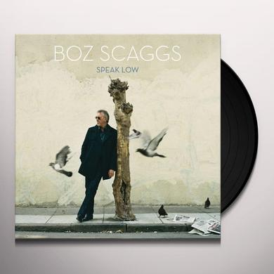 Boz Scaggs SPEAK LOW Vinyl Record
