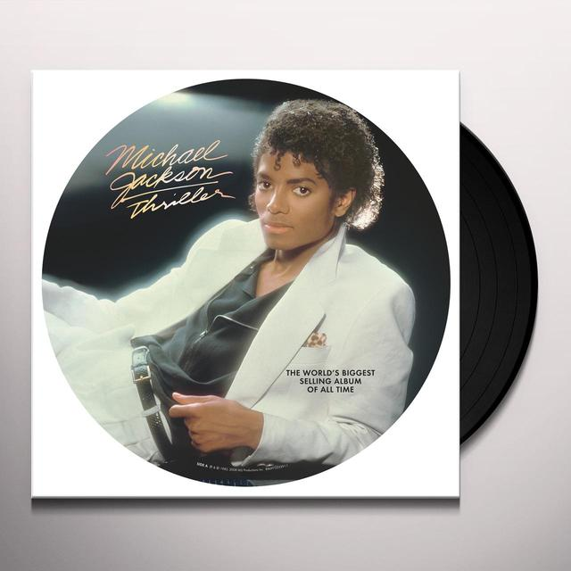 Michael Jackson THRILLER (PICTURE DISC) Vinyl Record