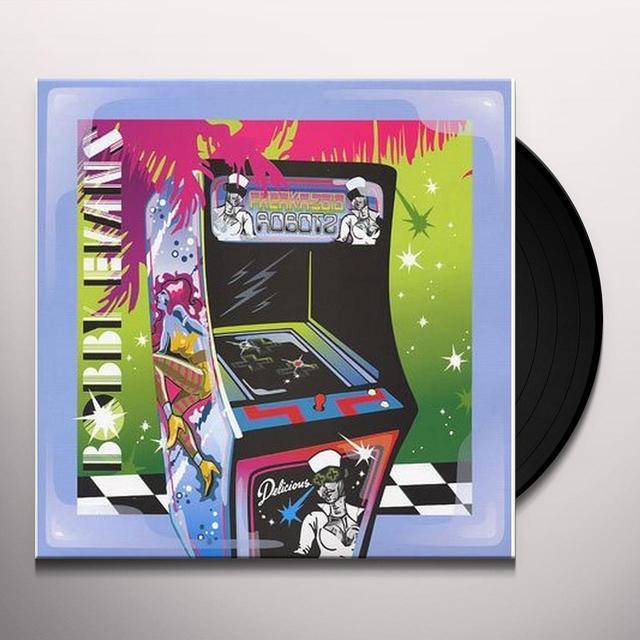 Dj Bobby Evans FREAK A ZOID ROBOTS Vinyl Record