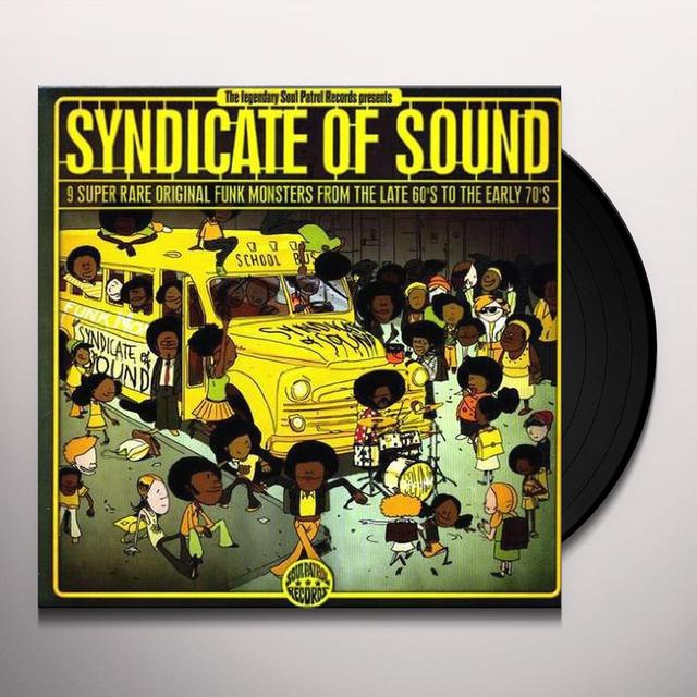 SYNDICATE OF SOUND / VARIOUS Vinyl Record