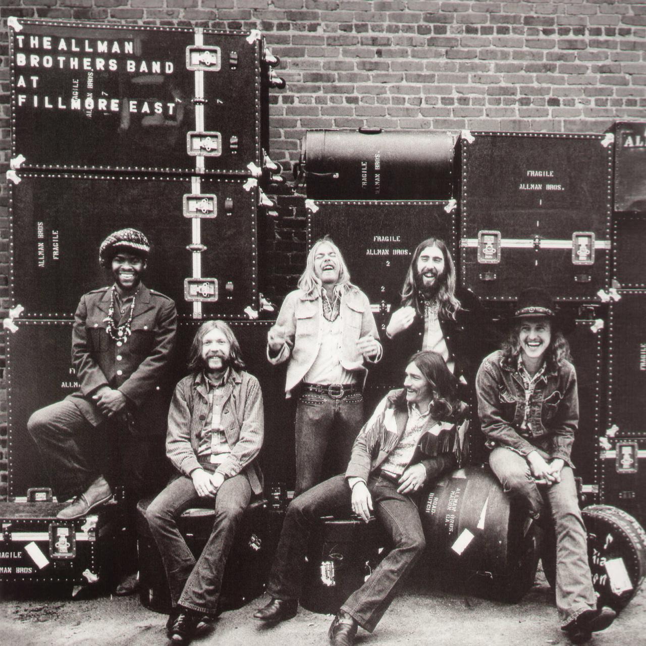 Fillmore East, February 1970 - Wikipedia