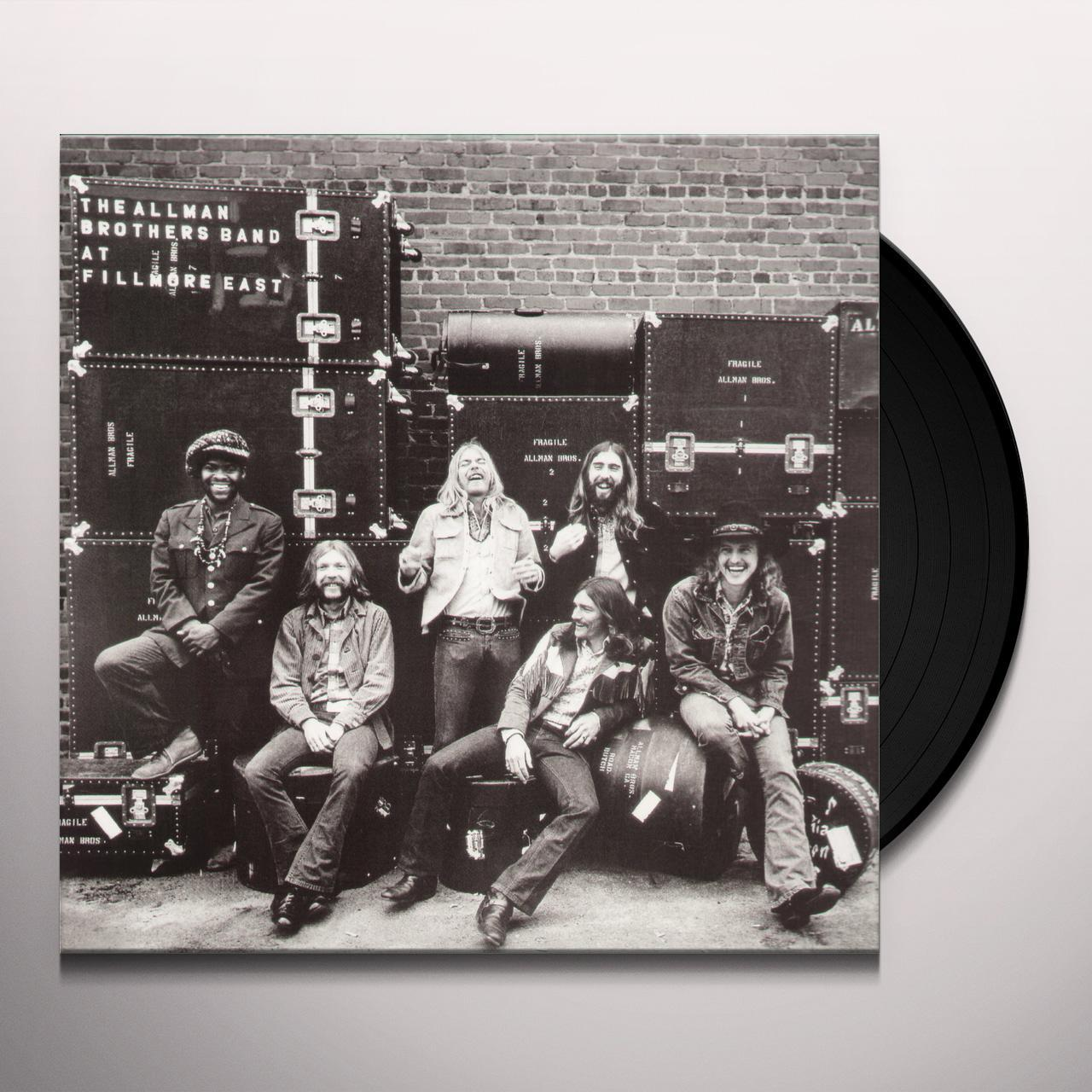 At Fillmore East by The Allman Brothers Band on Amazon ...