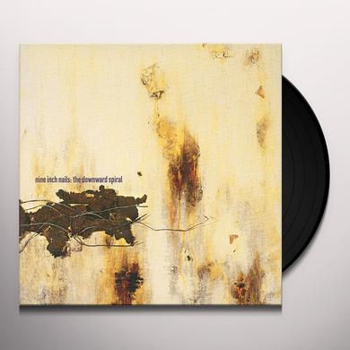 Nine Inch Nails DOWNWARD SPIRAL Vinyl Record - 180 Gram Pressing