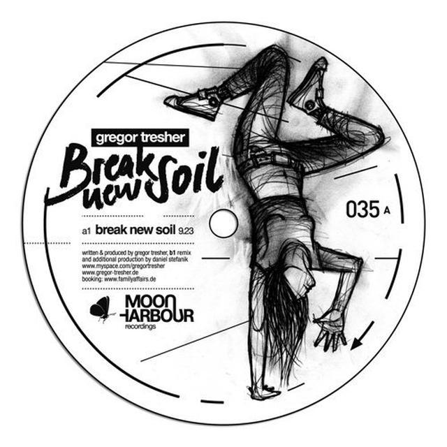 Gregor Tresher BREAK NEW SOIL Vinyl Record