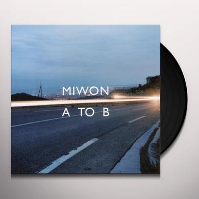 Miwon TO B Vinyl Record