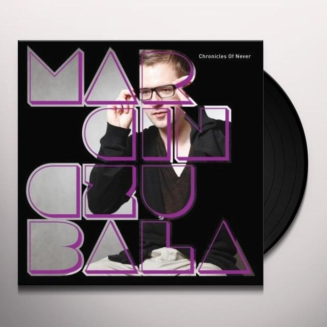 Marcin Czubala CHRONICLES OF NEVER Vinyl Record